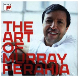 The Art of Murray Perahia, 10 Audio-CDs