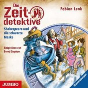 Die Zeitdetektive - Shakespeare und die schwarze Maske, 1 Audio-CD