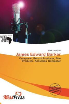 James Edward Barker