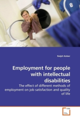 Employment for people with intellectual disabilities