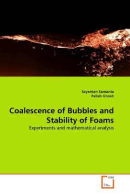 Coalescence of Bubbles and Stability of Foams