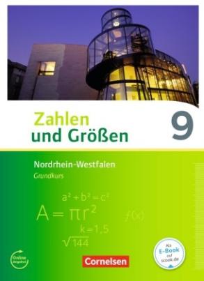 9. Schuljahr, Schülerbuch (Grundkurs)