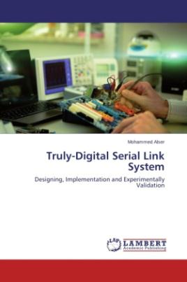 Truly-Digital Serial Link System