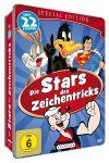 Die Stars des Zeichentricks