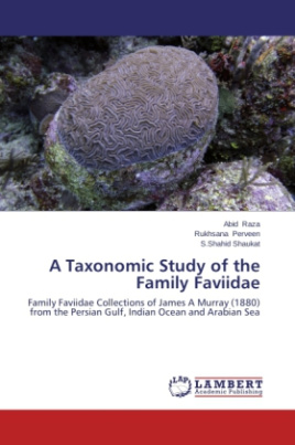A Taxonomic Study of the Family Faviidae