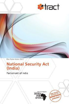 National Security Act (India)