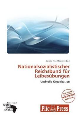 Nationalsozialistischer Reichsbund für Leibesübungen
