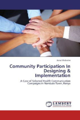 Community Participation In Designing & Implementation