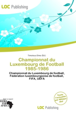 Championnat du Luxembourg de Football 1985-1986