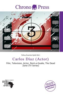 Carlos Díaz (Actor)