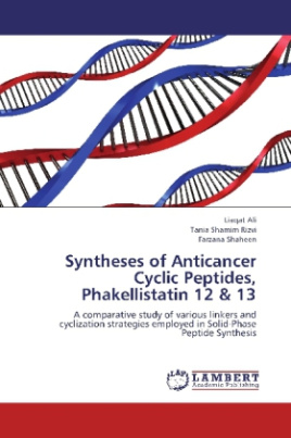 Syntheses of Anticancer Cyclic Peptides, Phakellistatin 12 & 13