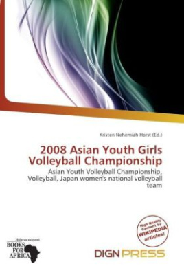 2008 Asian Youth Girls Volleyball Championship