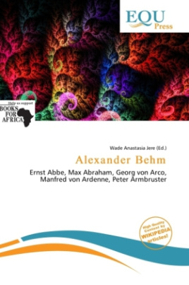 Alexander Behm