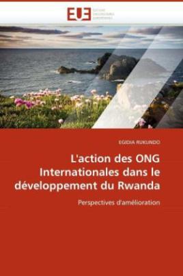 L'action des ONG Internationales dans le développement du Rwanda