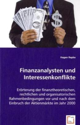 Finanzanalysten und Interessenkonflikte