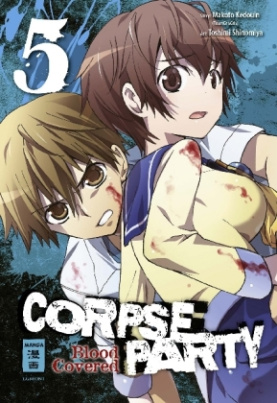 Corpse Party - Blood Covered. Bd.5