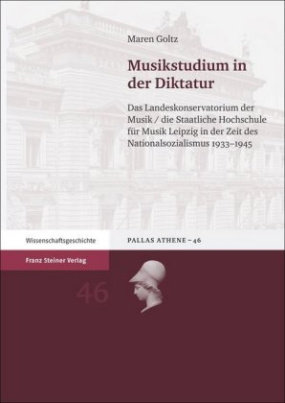 Musikstudium in der Diktatur