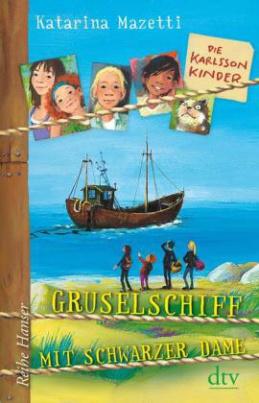 Die Karlsson-Kinder - Gruselschiff mit schwarzer Dame