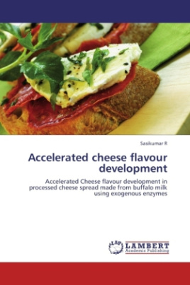 Accelerated cheese flavour development