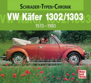 VW Käfer 1302/1303