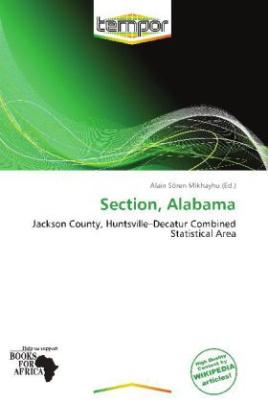 Section, Alabama