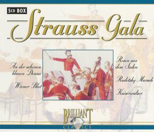 Strauss: Gala