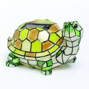 Solarleuchte Schildkröte