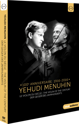 Yehudi Menuh: The violin of the century