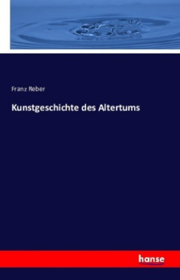 Kunstgeschichte des Altertums