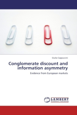 Conglomerate discount and information asymmetry