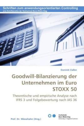 Goodwill-Bilanzierung der Unternehmen im Euro STOXX 50
