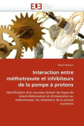 Interaction entre méthotrexate et inhibiteurs de la pompe à protons