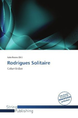 Rodrigues Solitaire