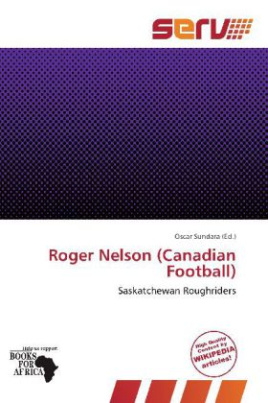Roger Nelson (Canadian Football)