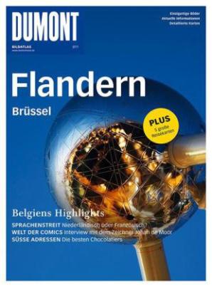 DuMont Bildatlas Flandern, Brüssel