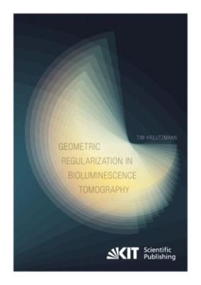 Geometric Regularization in Bioluminescence Tomography