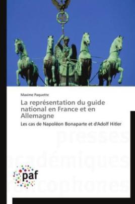 La représentation du guide national en France et en Allemagne