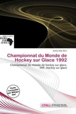 Championnat du Monde de Hockey sur Glace 1992