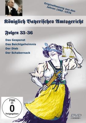 Königlich Bayrisches Amtsgericht Folgen 33-36