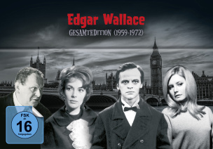 Edgar Wallace Gesamtedition 1959 - 1972