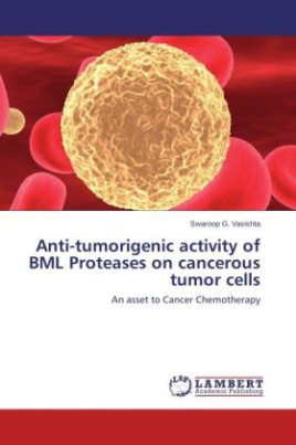 Anti-tumorigenic activity of BML Proteases on cancerous tumor cells