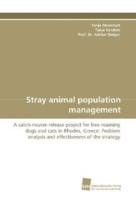 Stray animal population management