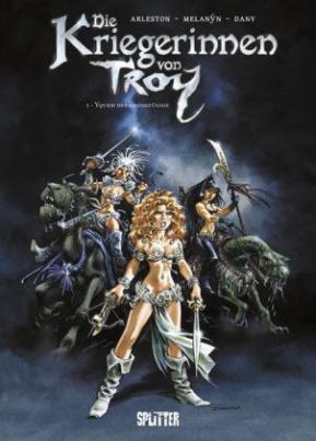 Die Kriegerinnen von Troy - Yquem der Großzügige