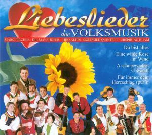 Liebeslieder der Volksmusik