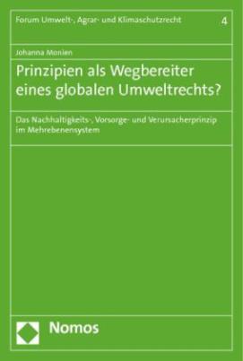Prinzipien als Wegbereiter eines globalen Umweltrechts?