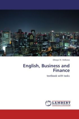 English, Business and Finance