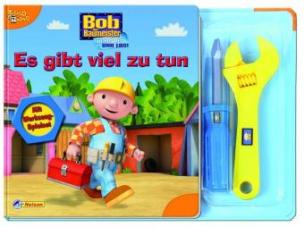 Bob der Baumeister, Es gibt viel zu tun, m. Werkzeug-Spielset