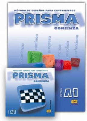 Prisma A1 Comienza - Libro del alumno + Audio-CD