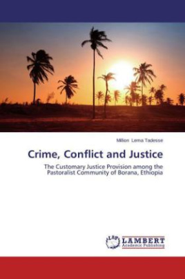 Crime, Conflict and Justice