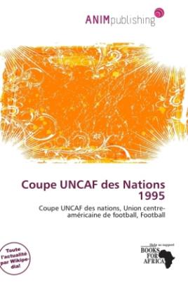 Coupe UNCAF des Nations 1995